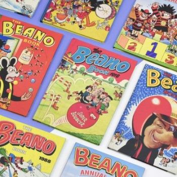 Personalised BEANO ANNUAL From Your Year Of Choice