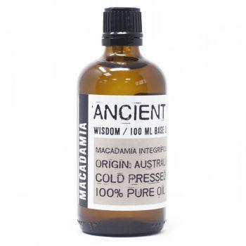 Macadamia Base Oil - 100ml