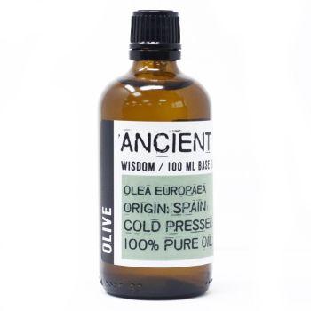 Olive Oil Base Oil - 100ml