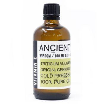 Vitamin E Base Oil - 100ml