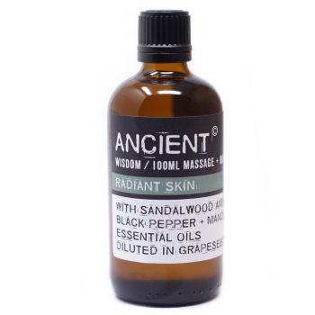 Sandalwood Glow Massage Oil - 100ml
