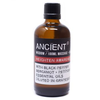 Heighten Awareness Massage Oil - 100ml