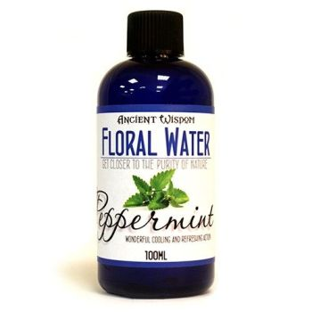 Peppermint Flower Water - 100ml