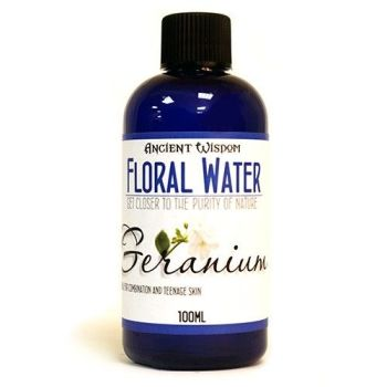 Geranium Flower Water - 100ml