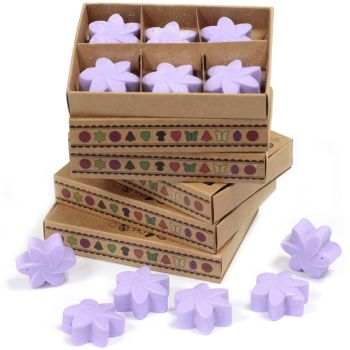 Box of 6 Lavender Fields Luxury Soy Wax Melts