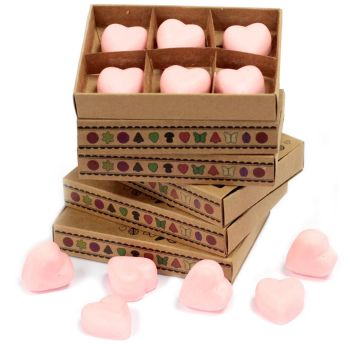 Box of 6 Dragon's Blood Luxury Soy Wax Melts