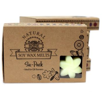 Box of 6 Lemon Harvest Luxury Soy Wax Melts