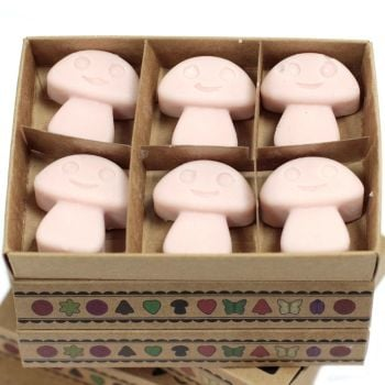 Box of 6 Old Ginger Luxury Soy Wax Melts
