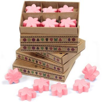 Box of 6 Japanese Magnolia Luxury Soy Wax Melts