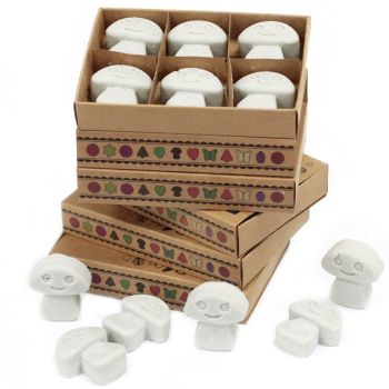 Box of 6 Dark Patchouli Luxury Soy Wax Melts