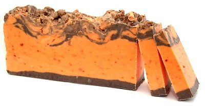Cinnamon & Orange Olive Oil Soap - SLS & Paraben Free