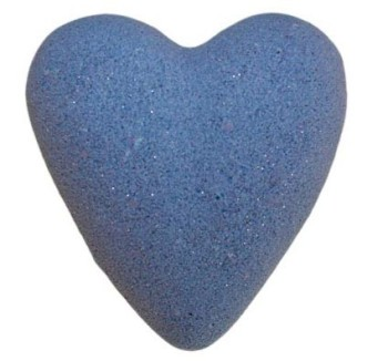 Megafizz Bath Bomb Heart - Paris Party