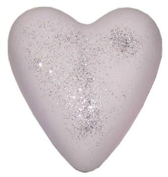 Megafizz Bath Bomb Heart - Glitter Musk