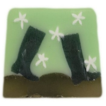 Lime & Patchouli Handmade Soap