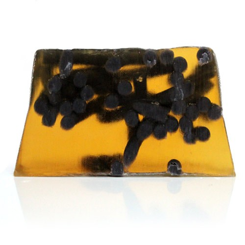 Cedarwood, Grapefruit & Amber Spaghetti Soap