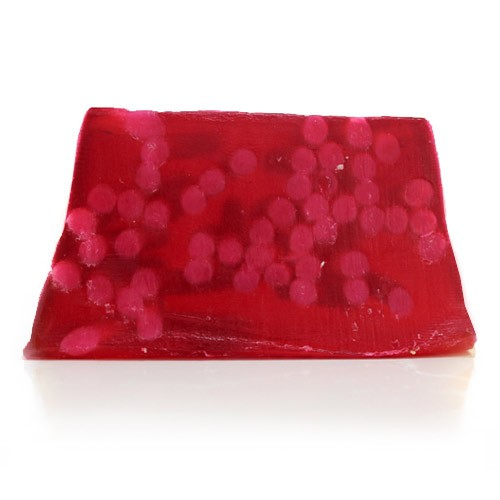 Strawberry & Guava Spaghetti Soap