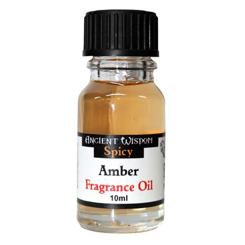 Amber - 10ml Fragrance Oil