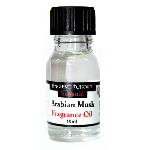 Arabian Musk - 10ml Fragrance Oil