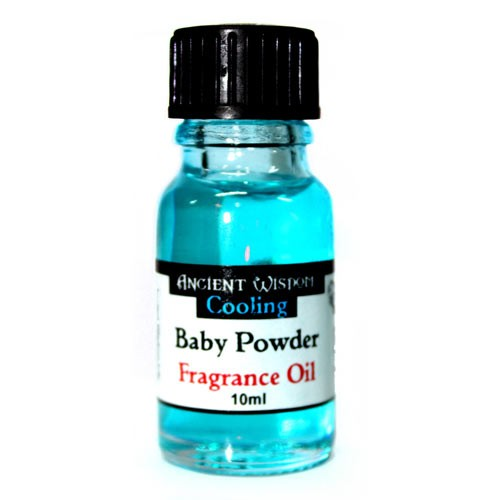 Baby Powder - 10ml Fragrance Oil