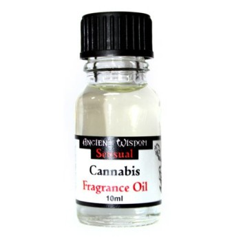 Cannabis Home Fragrance Oil - 10ml Fragrance Oil