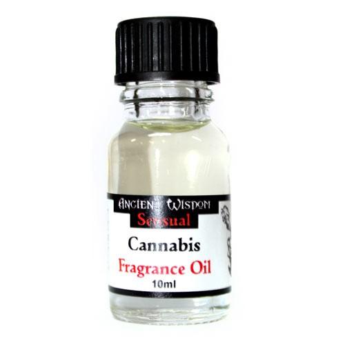 Cannabis - 10ml Fragrance Oil
