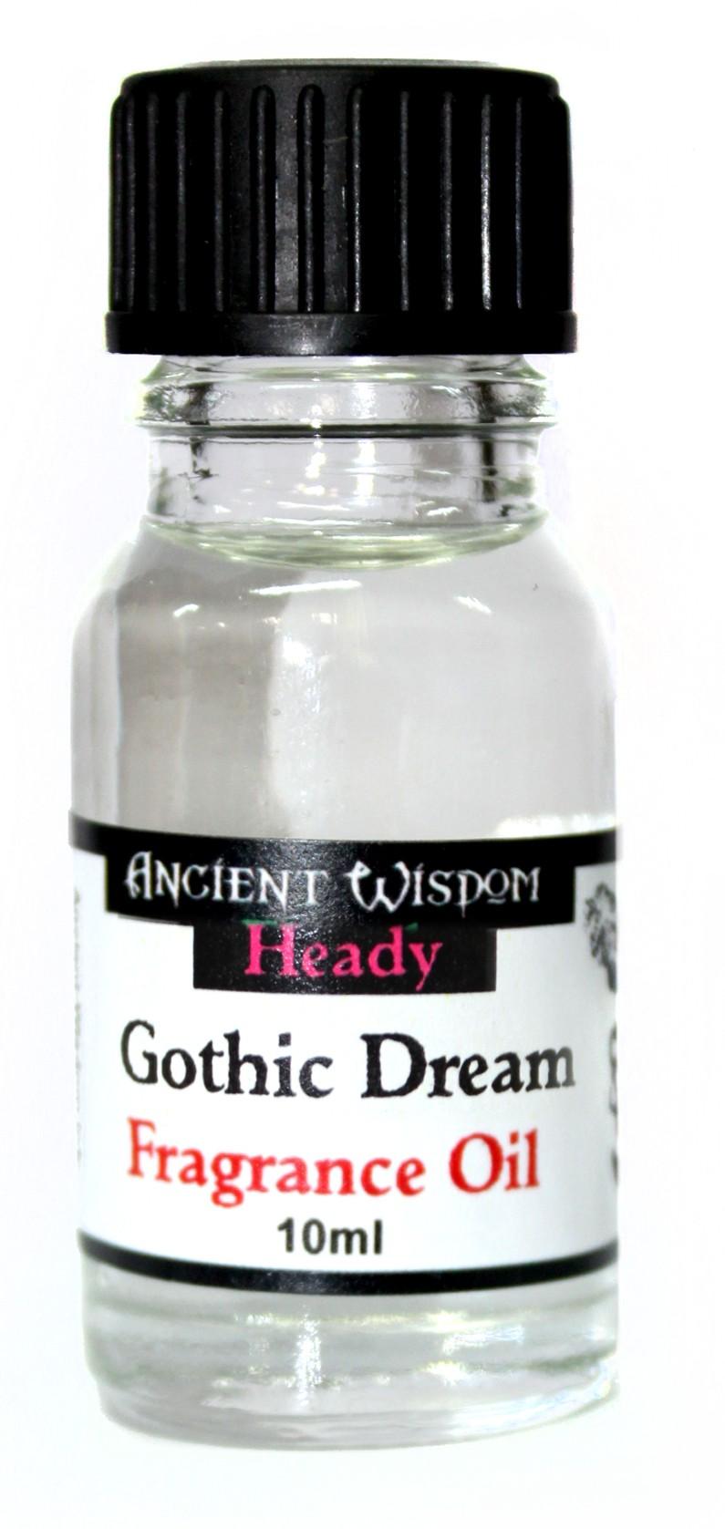 Gothic Dream - 10ml Fragrance Oil