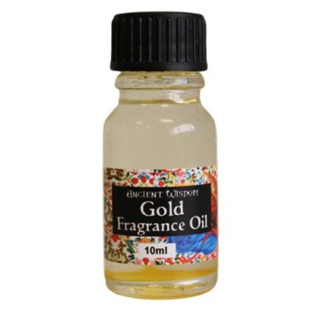 Gold Home Fragrance Oil - 10ml Fragrance Oil