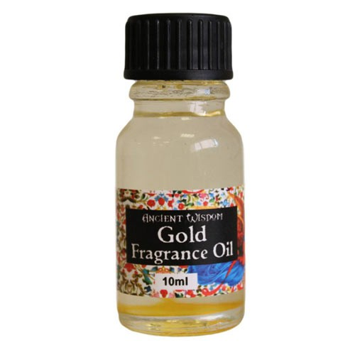 Gold - 10ml Fragrance Oil