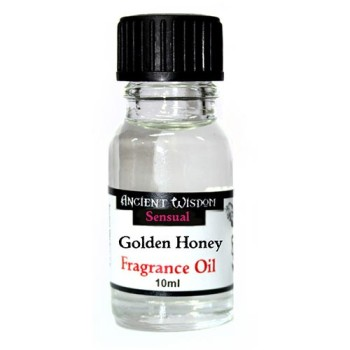 Golden Honey Home Fragrance Oil - 10ml Fragrance Oil
