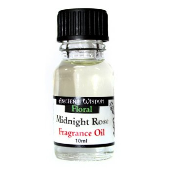 Midnight Rose Home Fragrance Oil - 10ml Fragrance Oil
