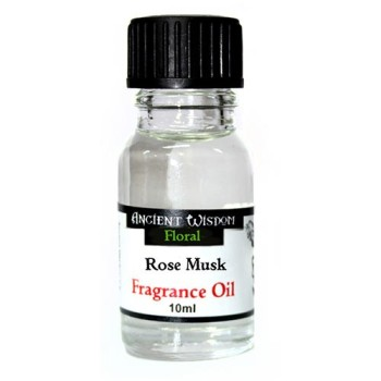 Rose Musk Home Fragrance Oil - 10ml Fragrance Oil