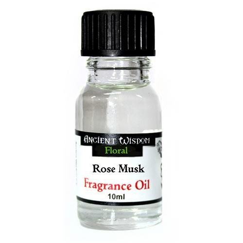 Rose Musk - 10ml Fragrance Oil