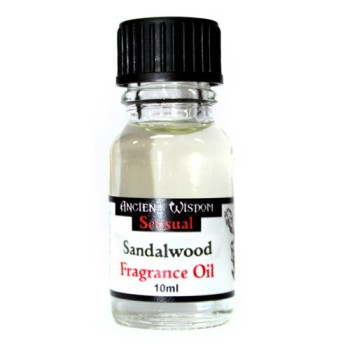 Sandalwood Home Fragrance Oil - 10ml Fragrance Oil