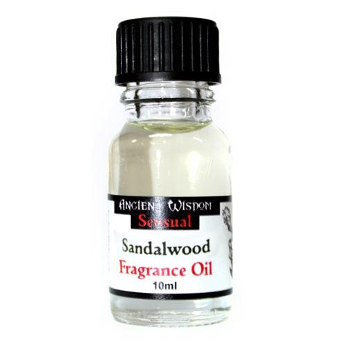 Sandalwood - 10ml Fragrance Oil