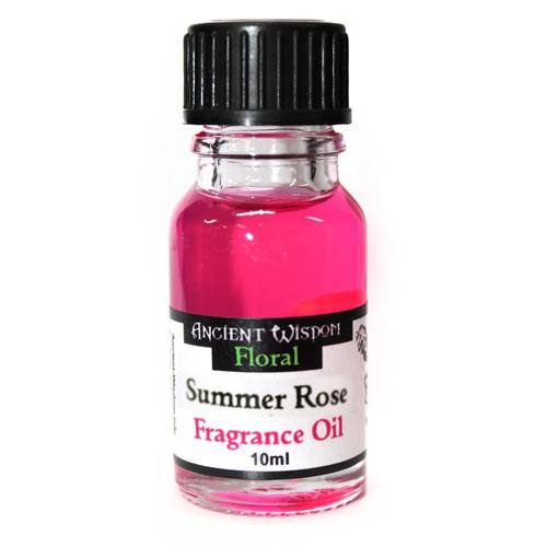 Summer Rose - 10ml Fragrance Oil