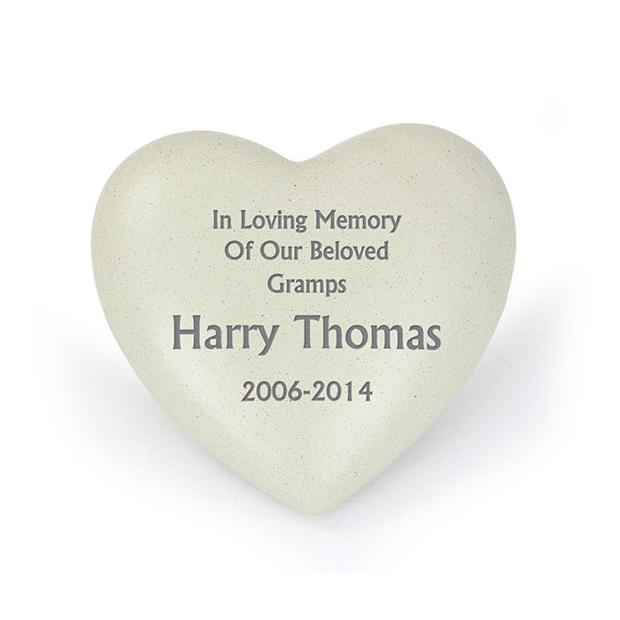 Personalised Grave Memorial - Loss of Loved One