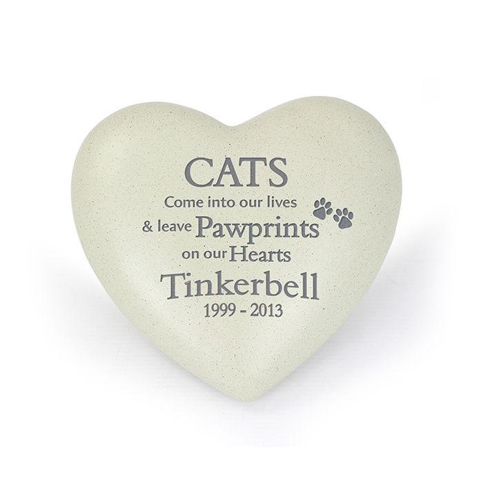 Personalised Grave Memorial - Cat