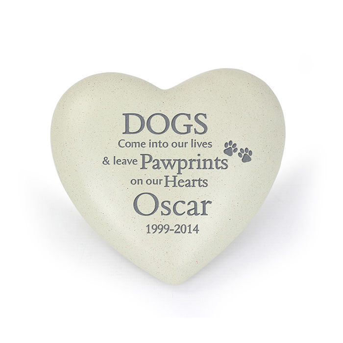 Personalised Grave Memorial - Dog