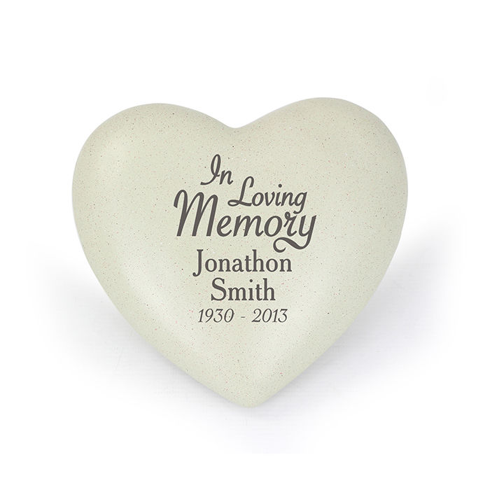 Personalised Grave Memorial - In Loving Memory