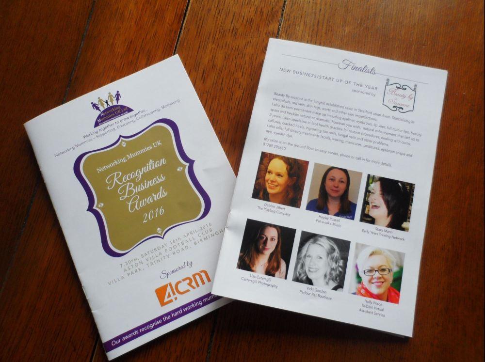 nmawards 2016 booklet