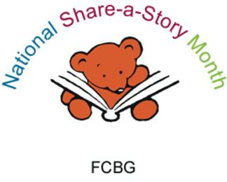 National Share a Story Month