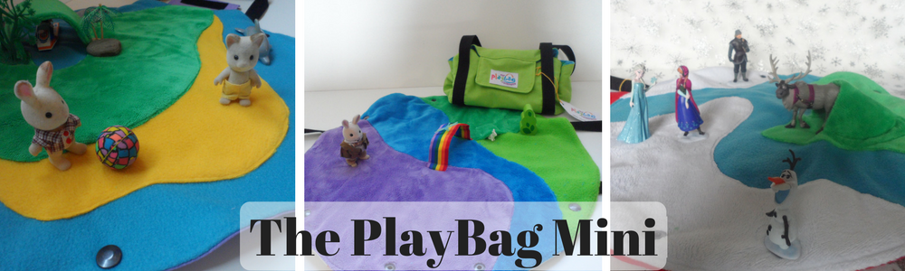 The PlayBag mini - play and go fun