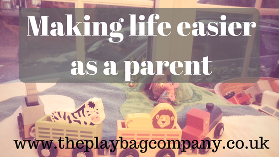 making life easier as a parent