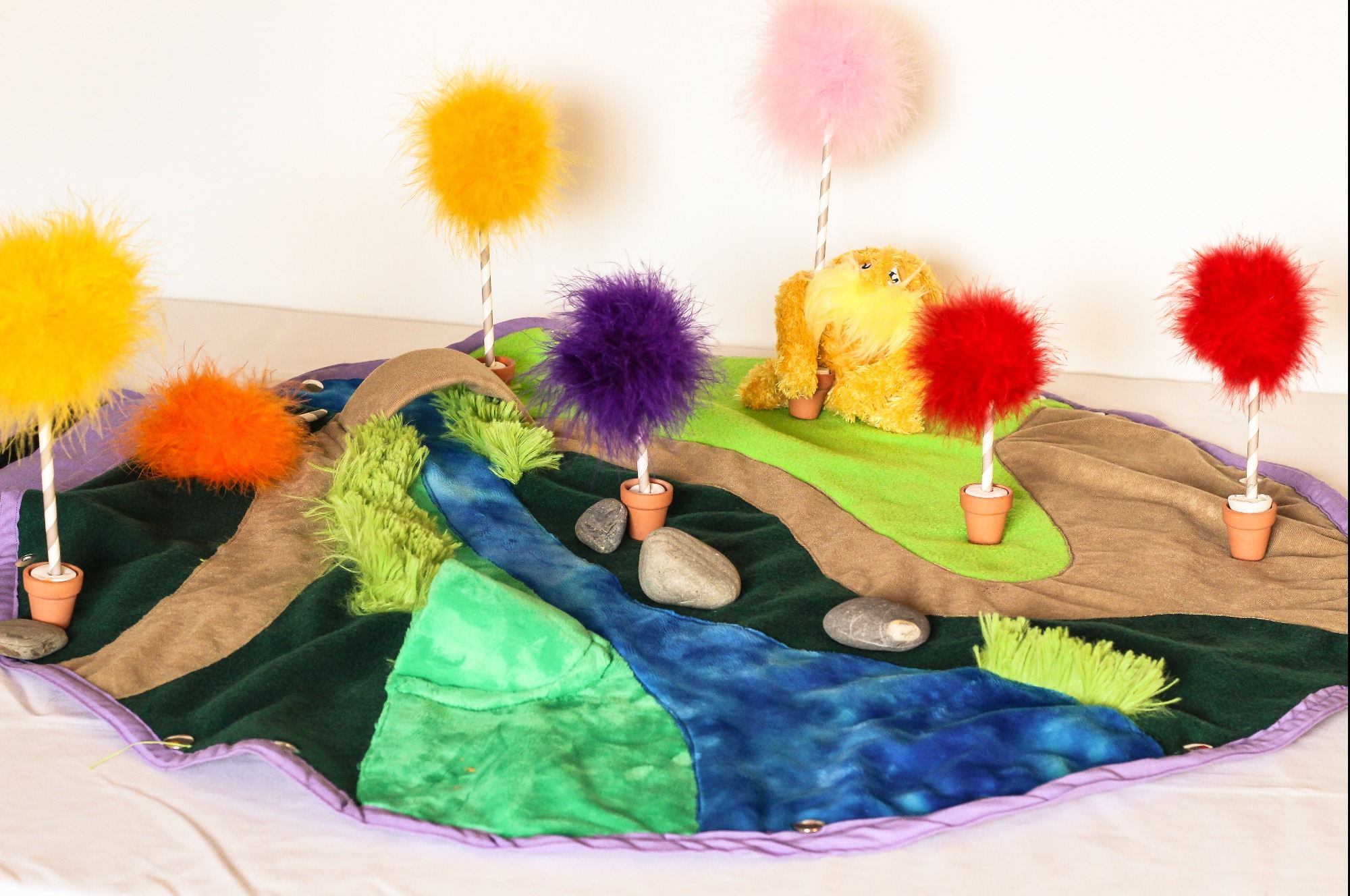 Dr Seuss's The Lorax on The Shire PlayBag
