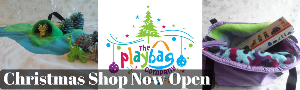 PlayBag Christmas shop - find unique gifts for children