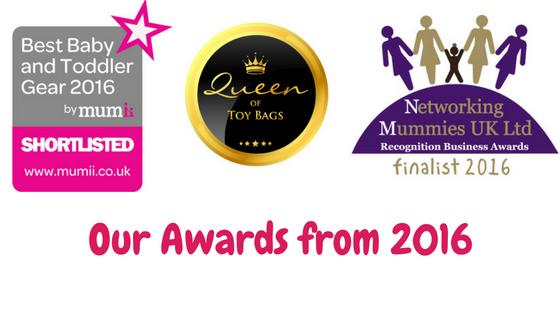 2016 awards