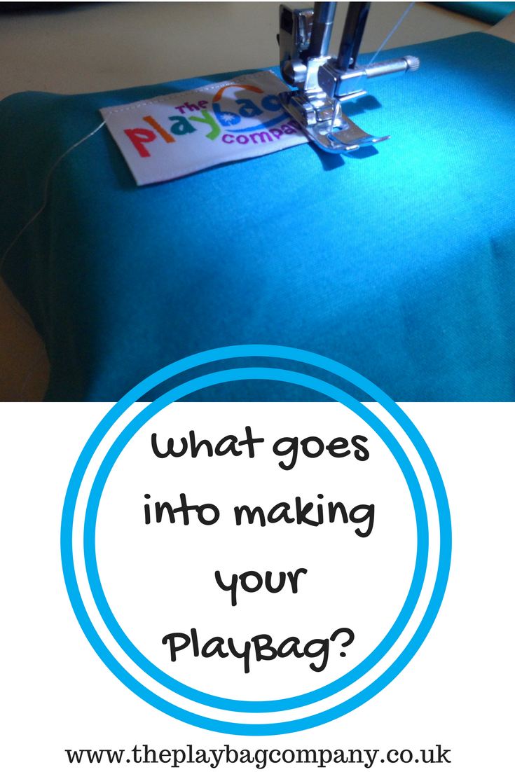 What goes into making your PlayBag?