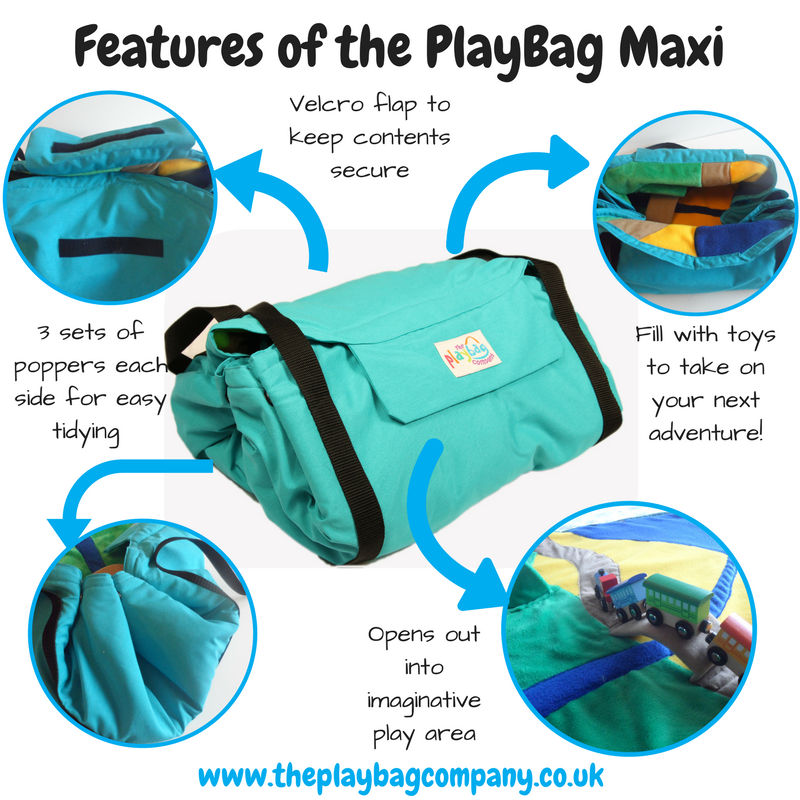 Features of the PlayBag (3)