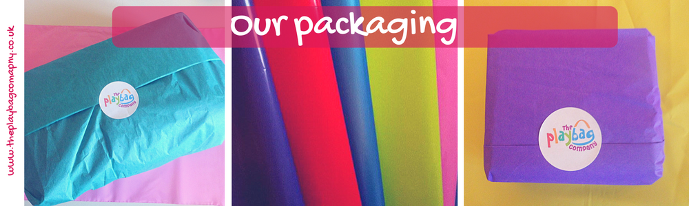 PlayBag packaging banner