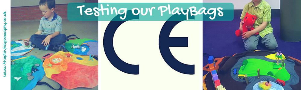 PlayBag testing banner